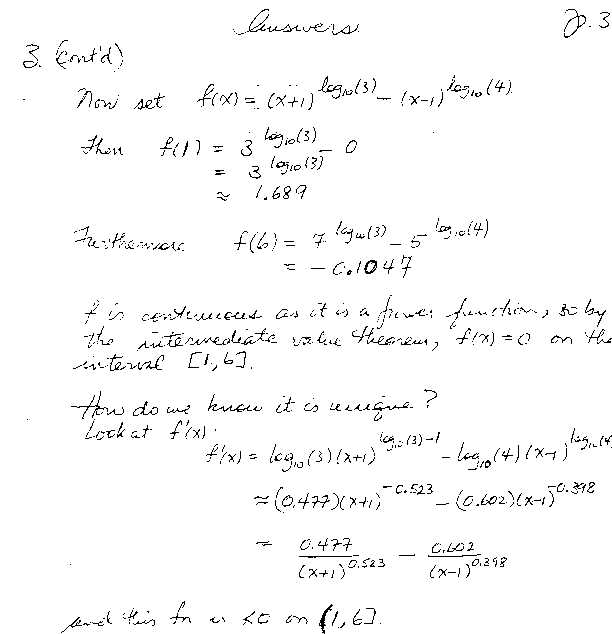 Mathematics 69 104   Calculus for Engineering Students